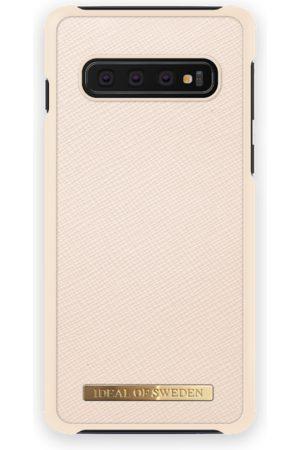 Ideal of sweden Saffiano Case Galaxy S10 Beige