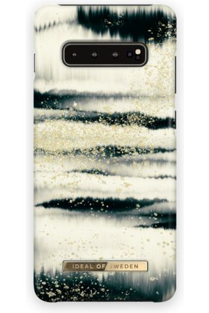 Ideal of sweden Fashion Case Galaxy S10 Plus Golden Tie Dye