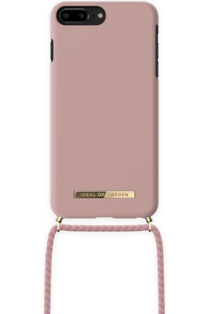 Ideal of sweden Ordinary Phone Necklace Case iPhone 8 Plus Misty Pink