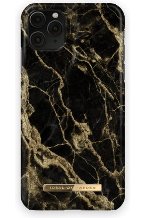 Ideal of sweden Fashion Case iPhone 11 PRO MAX Golden Smoke Marble