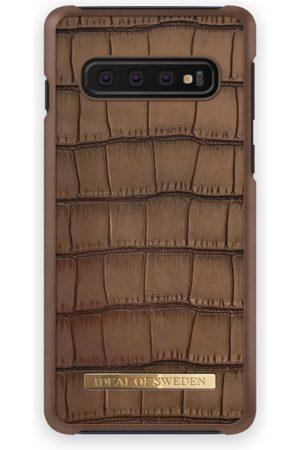 Ideal of sweden Capri Case Galaxy S10 Brown