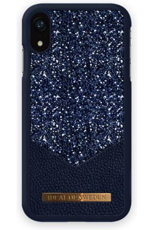Ideal of sweden Naiset Puhelinkuoret - Fashion Case Glimmer iPhone XR Sapphire