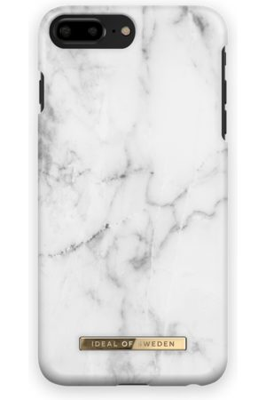 Ideal of sweden Naiset Puhelinkuoret - Fashion Case iPhone 8 Plus White Marble