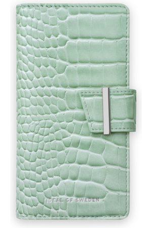 Ideal of sweden Cora Phone Wallet Galaxy S20 Mint Croco