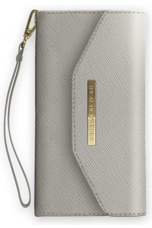 Ideal of sweden Mayfair Clutch iPhone 11 Pro Max Light Grey