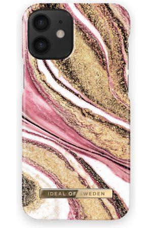 Ideal of sweden Fashion Case Phone 12 Mini Cosmic Pink Swirl