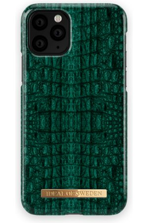 Ideal of sweden Fashion Case iPhone 11 PRO Emerald Croco