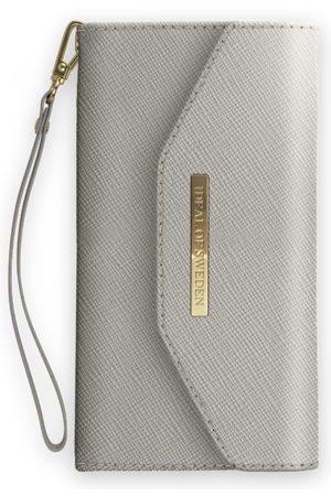 Ideal of sweden Mayfair Clutch iPhone Xs Max Light Grey
