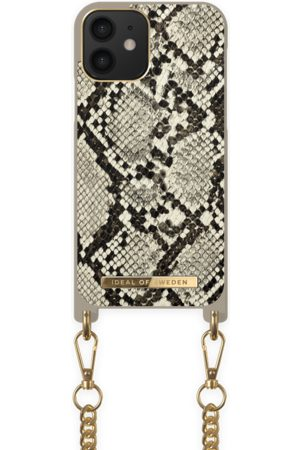 Ideal of sweden Necklace Case iPhone 12 Desert Python