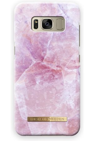 Ideal of sweden Fashion Case Galaxy S8 Pilion Pink Marble