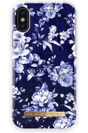 Ideal of sweden Fashion Case iPhone X Sailor Blue Bloom
