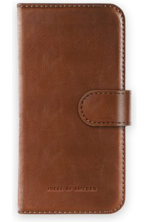 Ideal of sweden Magnet Wallet+ Galaxy S10+ Brown