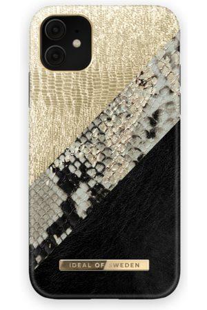 Ideal of sweden Atelier Case iPhone 11 Marigold Snake