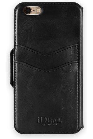 Ideal of sweden Swipe Wallet 6/6s Plus Black