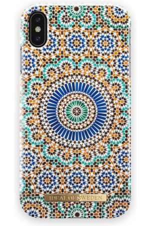 Ideal of sweden Fashion Case iPhone Xs Max Moroccan Zellige