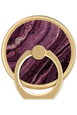 Ideal of sweden Magnetic Ring Mount Golden Plum