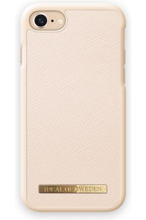 Ideal of sweden Saffiano Case iPhone 7 Beige