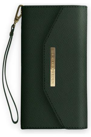 Ideal of sweden Mayfair Clutch iPhone XR Green