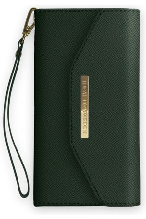 Ideal of sweden Mayfair Clutch iPhone XS Max Green