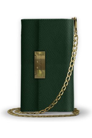 Ideal of sweden Kensington Clutch iPhone 7 Green