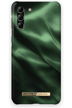 Ideal of sweden Fashion Case Galaxy S21 Plus Emerald Satin