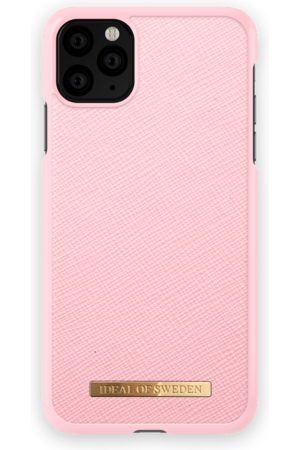 Ideal of sweden Saffiano Case iPhone 11 Pro Max Pink