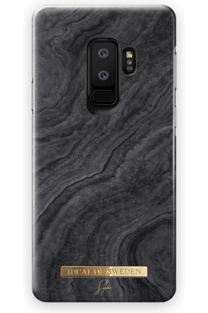 Ideal of sweden Fashion Case Sylvie Meis Galaxy S9P Black Reef Marble