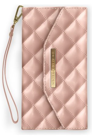 Ideal of sweden Sylvie Meis Mayfair Clutch Galaxy S10P Quilted Dusty Rose
