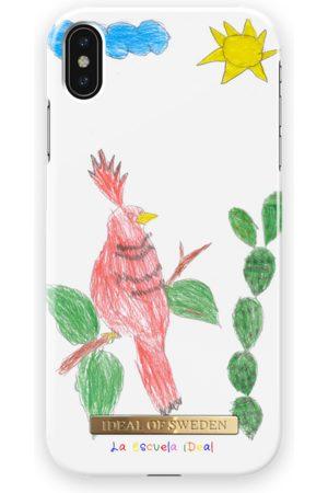 Ideal of sweden La Escuela iDeal iPhone XS Max Crayon Bird