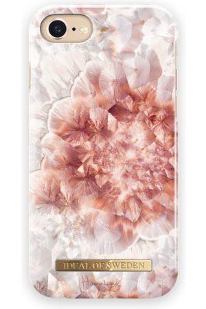 Ideal of sweden Fashion Case Hannalicious iPhone SE (2020) Rose Quartz Crystal