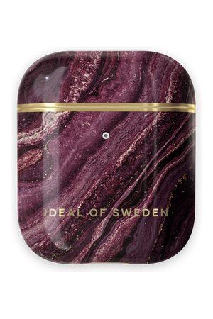 Ideal of sweden Fashion AirPods Case Golden Plum