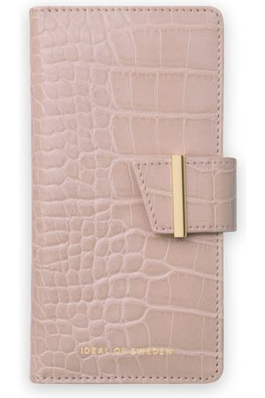 Ideal of sweden Cora Phone Wallet iPhone 12 Pro Rose Croco