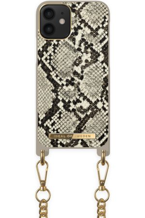Ideal of sweden Necklace Case iPhone 12 Mini Desert Python