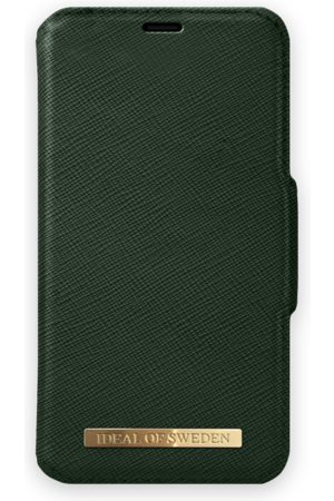 Ideal of sweden Fashion Wallet iPhone XS Max Green