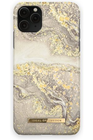Ideal of sweden Fashion Case iPhone 11 Pro Max Sparkle Greige Marble