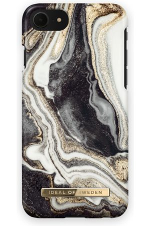 Ideal of sweden Fashion Case iPhone 7 Golden Ash marble