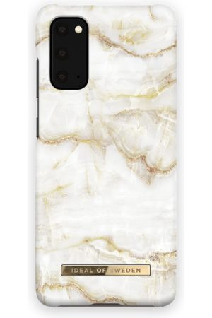 Ideal of sweden Fashion Case Galaxy S20 Golden Pearl Marble