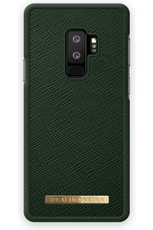Ideal of sweden Saffiano Case Galaxy S9 Plus Green
