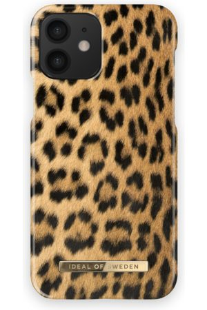 Ideal of sweden Fashion Case iPhone 12 Wild Leopard