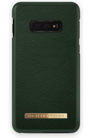 Ideal of sweden Saffiano Case Galaxy S10E Green