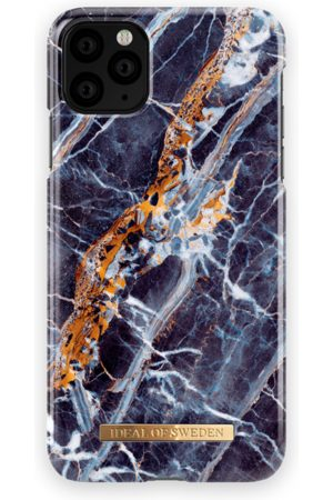 Ideal of sweden Fashion Case iPhone 11 Pro Max Midnight Blue Marble