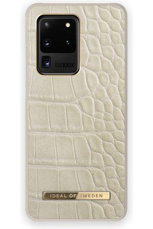 Ideal of sweden Atelier Case Galaxy S20U Caramel Croco