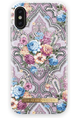 Ideal of sweden Fashion Case iphone X Romantic Paisley