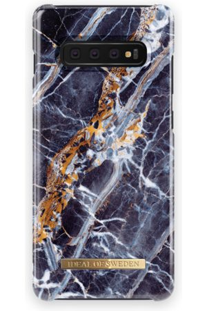 Ideal of sweden Fashion Case Galaxy S10+ Midnight Blue Marble