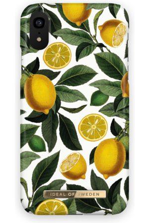 Ideal of sweden Fashion Case iPhone XR Lemon Bliss