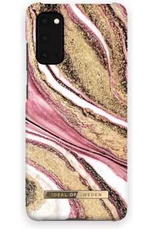 Ideal of sweden Fashion Case Galaxy S20 Cosmic Pink Swirl