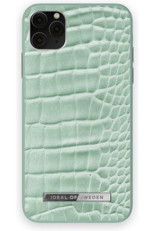 Ideal of sweden Naiset Puhelinkuoret - Atelier Case iPhone 11 Pro Max Mint Croco