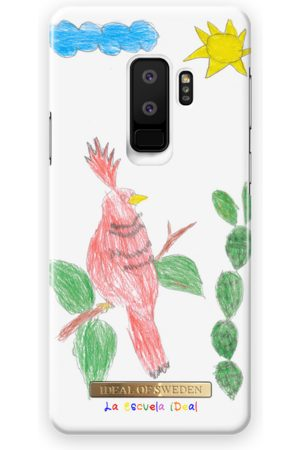 Ideal of sweden La Escuela iDeal Galaxy S9 Plus Crayon Bird