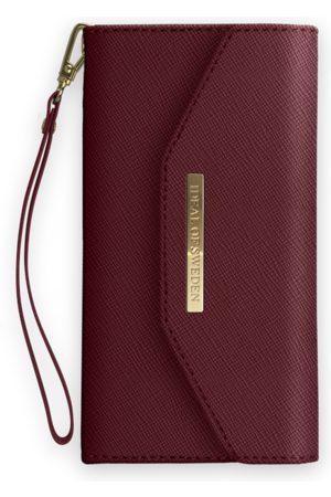 Ideal of sweden Mayfair Clutch iPhone X Burgundy