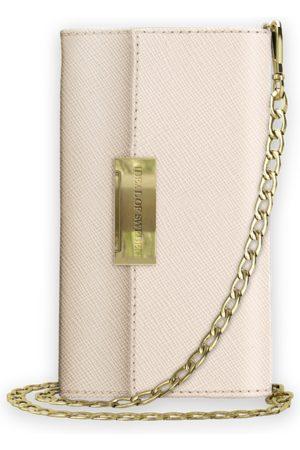 Ideal of sweden Kensington Clutch iPhone X Beige